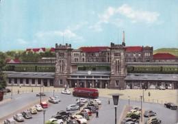 Allemagne Sarre Saarbrücken Hauptbahnhof Gare - Saarbruecken