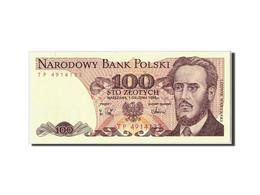 Pologne, 100 Zlotych, 1988, KM:143e, 1988-05-01, SPL - Polen