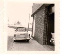 < Automobile Auto Voiture Car >> Belle Photo Originale 8 X 9 Hillman Minx Cabriolet