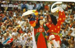 1  Japan TK - K o r e a  - Kultur