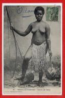 OCEANIE --  NOUVELLES HEBRIDES --  Femme De Tanna - Vanuatu