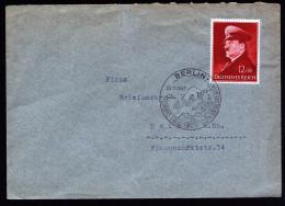 A3681) DR Brief Von Berlin 25.11.41 Mit EF Mi.772y - Briefe U. Dokumente