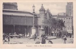 Toulouse Halle Et Marché Des Carmes Tres Animée - Toulouse