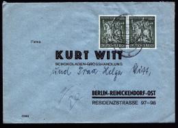 A3682) DR Brief Von Hannover 12.12.43 Mit MeF Mi.860 (2) - Briefe U. Dokumente
