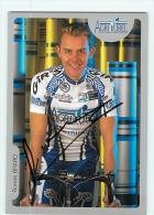 Florent BRARD , Autographe Manuscrit, Dédicace. 2 Scans. Cyclisme. Agritubel - Cycling