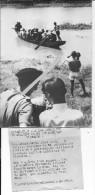 Indochine 1950 Te Dien Libération De 59 Prisonniers Vietminh Par Les Autorités Françaises 1 Photo - War, Military