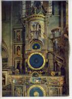 STRASBOURG - STRASSBURG, Horloge Astronomique Drehkarte, Astronomische Uhr Von Strassburg - A Systèmes