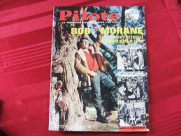 Bob Morane Pilote TBE Complet Avec Pilotorama Pas De Crayonnage - Bob Morane