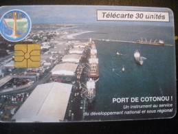 Télécarte Du  Benin - Bénin