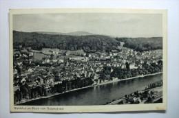Waldshut Am Rhein Vom Flugzeug Aus - Waldshut-Tiengen