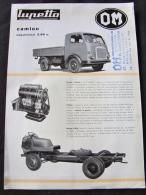 Camion LUPETTO OM Brescia Milan Suzzara - Trucks