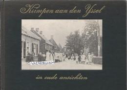 NL.- Boek - Krimpen Aan Den IJssel In Oude Ansichten. Door J.J. Bosma. Ansichtkaarten. - Oud