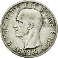 Albania, 5 Lek, 1939, Rome, KM:33, TTB+, Silver - Albania