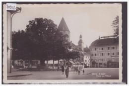 BULLE - PLACE DU TILLEUL - TB - FR Fribourg