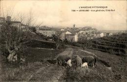 07 / Ardèche - Joyeuse - Vue Générale Côté Sud / Mouton - Joyeuse