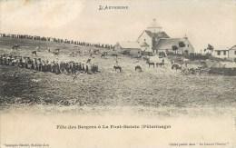 LA FONT SAINTE FETE DES BERGERS PELERINAGE 15 - France