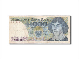 Poland, 1000 Zlotych, 1982, 1982-06-01, KM:146c, TB - Pologne