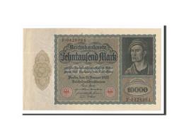 Germany, 10,000 Mark, 1922, KM:71, 1922-01-19, TTB+, F.9428984 - [ 3] 1918-1933 : République De Weimar