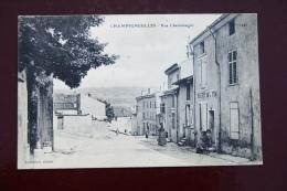 1 CP Champigneulles Rue Charlemagne, Animée Prevot M. Vin - France