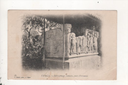 tipaza sarcophage romain