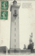 CP - 85 - Saint Guilles Croix De Vie Le Phare 1915 - Saint Gilles Croix De Vie