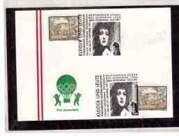 AU131   -  HOHENEMENS  10.5.1991   /     KLEIDER UND LEUTE-VORARLBERGER LANDESAUSSTELLUNG - Textil