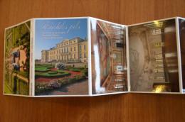 Brochure Latvia Rundales Palace 2010 - Dépliants Touristiques