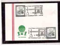 AU165   -   SCHRATTENBERG Bei POYSDORF 2.6.1991      /    10. INT.FF WANDER- UND RADWANDERTAG IM WEINORT - Landwirtschaft