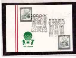 AU167   -   KEMATEN  4.6.1991      /    BRIEFMARKENWERBESCHAU 20 JAHRE SEKTION  HILM-KEMATEN - Expositions Philatéliques