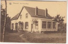 Rixensart - Villa Franco-Belge - Animée - Edition L. Beyens, Genval/Nels - Rixensart