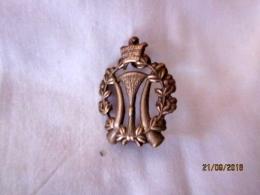 Insigne arm�e imp�riale �thiopienne, intendance - �poque de Haile Selassie