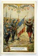 MILITARIA  Les Médaillés Militaires Joffre Illustrateur    /D03-2016 - Guerre 1914-18
