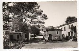 QUISSAC (30) - COLONIE DE VACANCES DE FONSANGE LES BAINS (CPSM FORMAT CPA) - Quissac