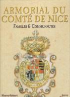 06 NICE COMTE ARMORIAL VINTIMILLE MONACO GRIMALDI ORDRE DE MALTE P R GARINO 127 PAGES ETAT NEUF EDIT 2000 - Provence - Alpes-du-Sud