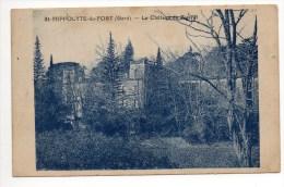 SAINT HIPPOLYTE DU FORT (30) - LE CHATEAU DE FIGARET - Other Municipalities