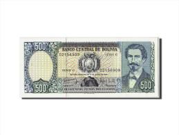 Bolivia, 500 Pesos Bolivianos, 1981, KM:166a, 1981-06-01, NEUF - Bolivia