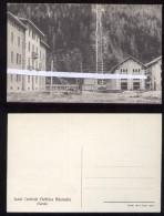 TEMU - EDOLO- BRESCIA - INIZI 900 - SALUTI CENTRALE ELETTRICA ADAMELLO - Brescia