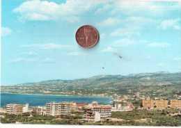 PELLARO PANORAMA  REGGIO CALABRIA  ANNI 60-70  NON VIAGGIATA - Reggio Calabria
