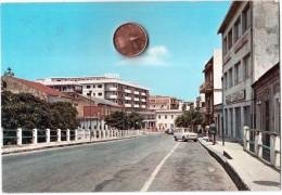 GIOIA TAURO VIA LO MORO REGGIO CALABRIA  ANNI 70 VIAGGIATA - Reggio Calabria