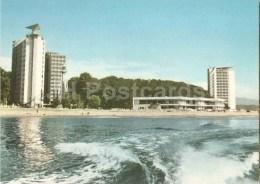 New Hotels For Holiday Makers On Cape Pitsunda - Abkhazia - 1972 - Georgia USSR - Unused - Géorgie