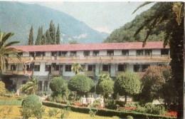 Motel - Gagra - Abkhazia - Black Sea Coast - 1966 - Georgia USSR - Unused - Géorgie