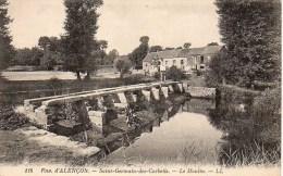 61 Environs D'Alençon - St-GERMAIN-des-CORBEILS  Le Moulin - France