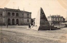 Algérie CONSTANTINE La L'Allée Des Squares - Constantine