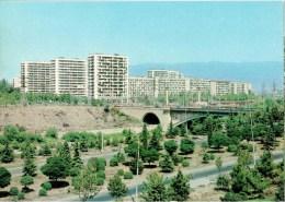 New District - Tbilisi - 1980 - Postal Stationery - AVIA - Georgia USSR - Unused - Géorgie