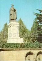 The Monument To Georgian Poet Shota Rustaveli - Tbilisi - 1980 - Postal Stationery - AVIA - Georgia USSR - Unused - Géorgie