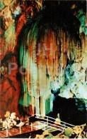 Waterfall - New Athos Cave - Novyi Afon - Abkhazia - 1978 - Georgia USSR - Unused - Géorgie