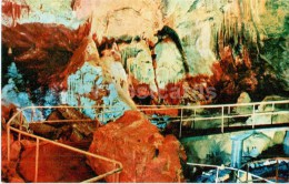 Excursion Track - New Athos Cave - Novyi Afon - Abkhazia - 1978 - Georgia USSR - Unused - Géorgie