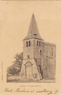 71 Saone Et Loire : CP ARTAIX : Artaix - L´ancien Clocher - CP Datée De Décembre 1903 - Other Municipalities