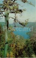 View At The Lake Hegel From Kazan-Dormaz Peak - Kirovabad - Ganja - 1974 - Azerbaijan USSR - Unused - Azerbaïjan