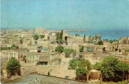 Baku Castle View - Baku - 1976 - Azerbaijan USSR - Unused - Azerbaïjan